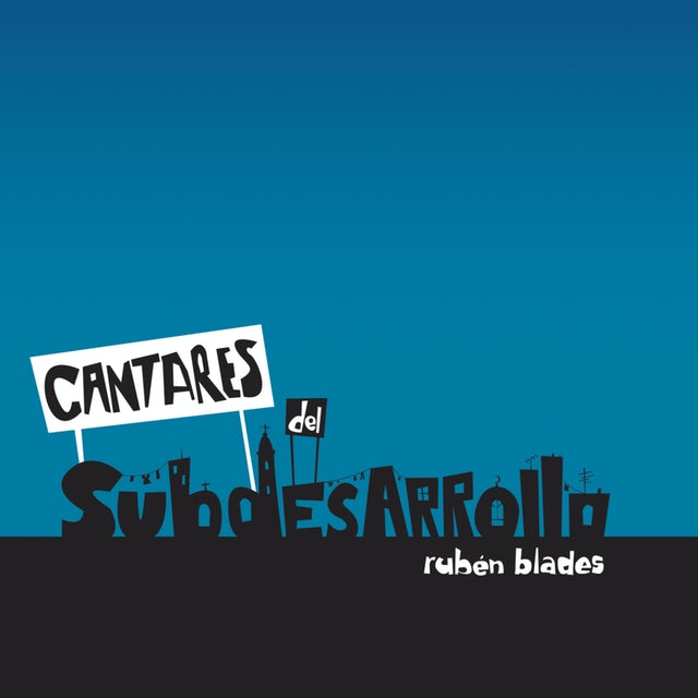 Ruben Blades CANTARES DEL SUBDESARROLLO CD