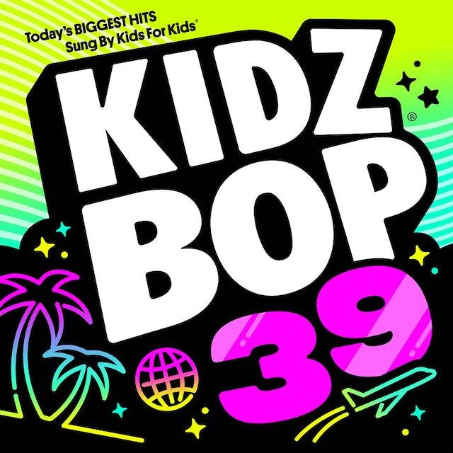 Kidz Bop 39 CD