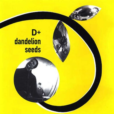 D+ DANDELION SEEDS CD