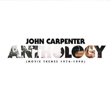 John Carpenter ANTHOLOGY: MOVIE THEMES 1974-1998 Vinyl Record