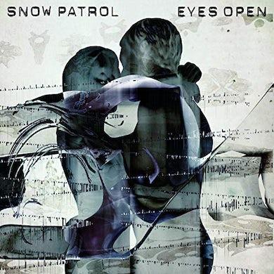 Snow Patrol EYES OPEN Vinyl Record