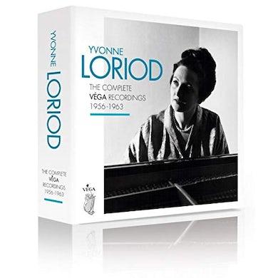 Yvonne Loriod COMPLETE VIGA RECORDINGS 1956-1963 CD