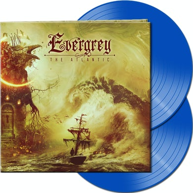 THE ATLANTIC (BLUE VINYL) Vinyl Record