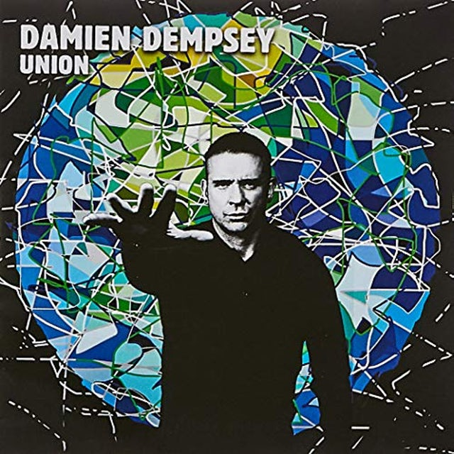 Damien Dempsey UNION CD