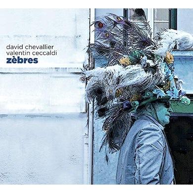 David Chevallier ZEBRES CD