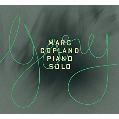 GARY: PIANO SOLO CD