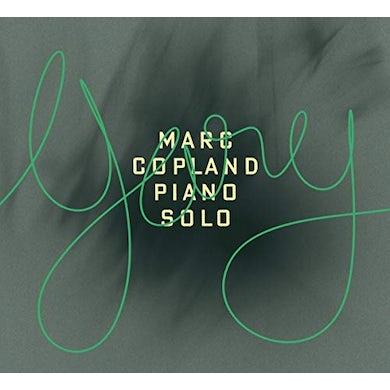 Marc Copland GARY: PIANO SOLO CD