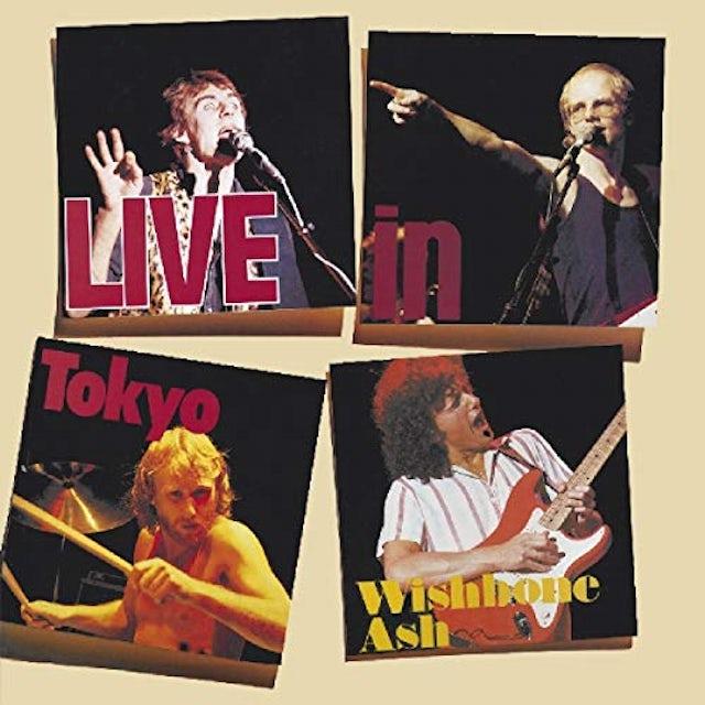 Wishbone Ash LIVE IN TOKYO CD
