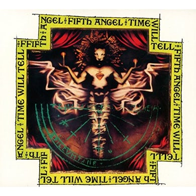 Fifth Angel TIME WILL TELL Vinyl Record
