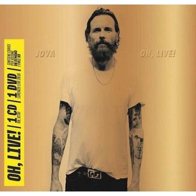 Jovanotti OH LIVE CD