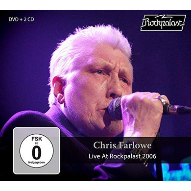 Chris Farlowe  LIVE AT ROCKPALAST 2006 CD