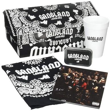 Mozzy GANGLAND LANDLORD (DELUXE BOX SET) CD