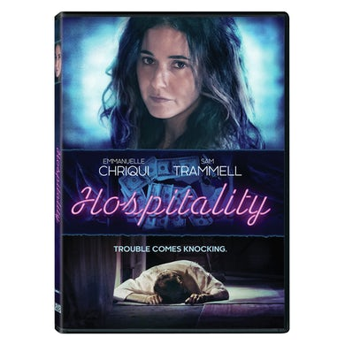 HOSPITALITY DVD