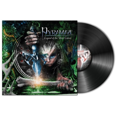 LEGEND OF THE BONE CARVER Vinyl Record