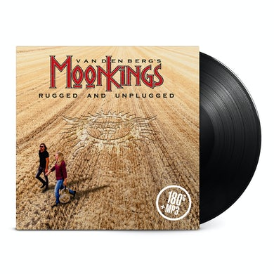 Vandenberg'S Moonkings RUGGED AND UNPLUGGED Vinyl Record