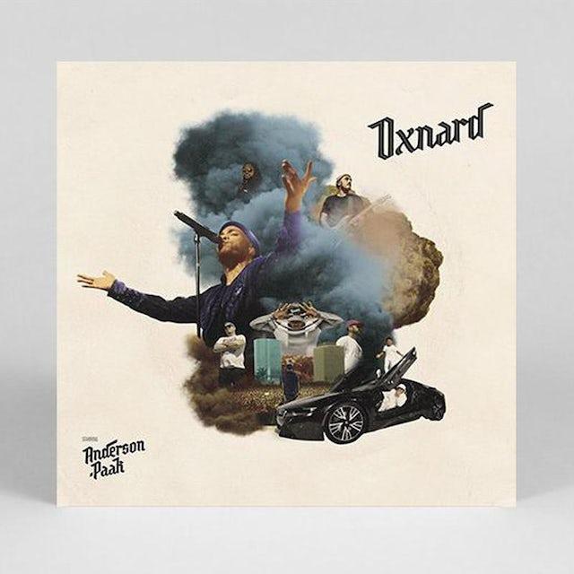 Anderson .Paak OXNARD Vinyl Record