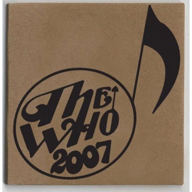 The Who LIVE - JUNE 13 07 - MUNICH DE CD