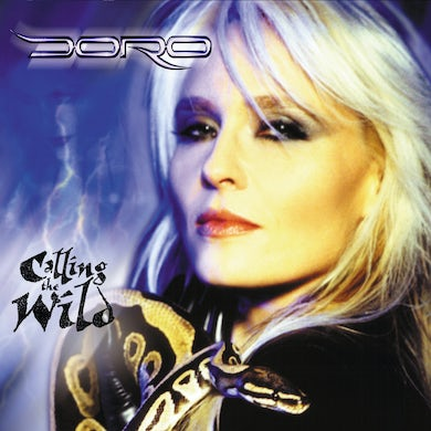 Doro CALLING THE WILD - Gatefold Colored Double Vinyl Record
