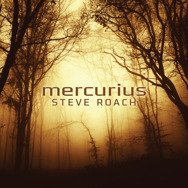 Steve Roach MERCURIUS CD