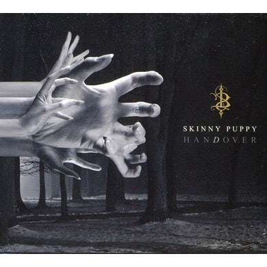 Skinny Puppy HANDOVER CD