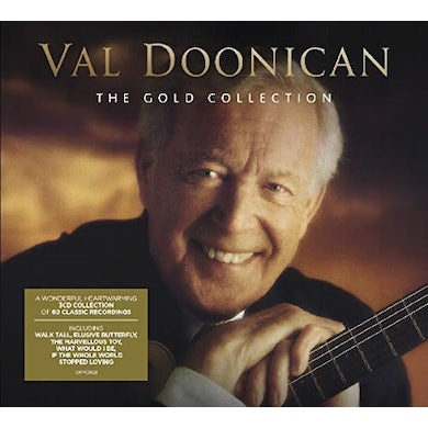Val Doonican GOLD COLLECTION CD