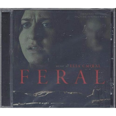 Elia Cmiral FERAL / Original Soundtrack CD