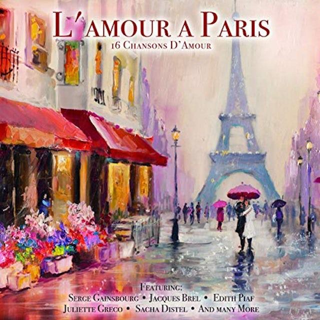 L'Amour A Paris / Various Vinyl Record