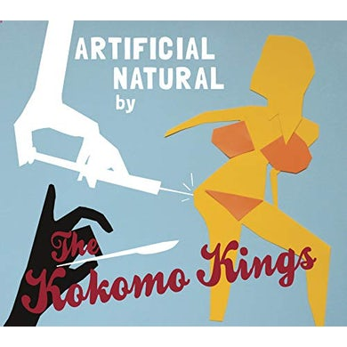 Kokomo Kings ARTIFICAL NATURAL CD