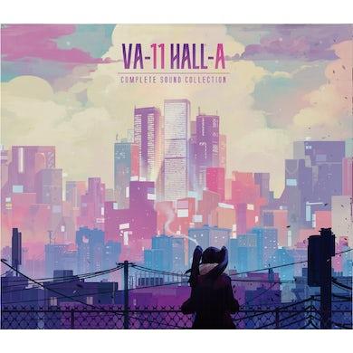 Garoad VA-11 HALL-A: COMPLETE SOUND COLLECTION CD