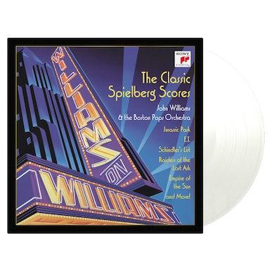 Williams Williams WILLIAMS ON WILLIAMS: THE CLASSIC SPIELBERG SCORES Vinyl Record