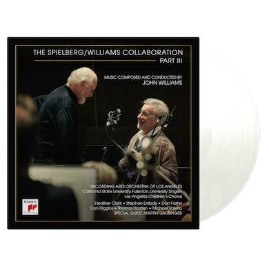 Williams Williams THE SPIELBERG / WILLIAMS COLLABORATION PART III Vinyl Record