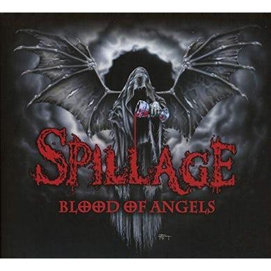 Spillage BLOOD OF ANGELS CD
