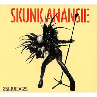 Skunk Anansie 25LIVE@25 CD