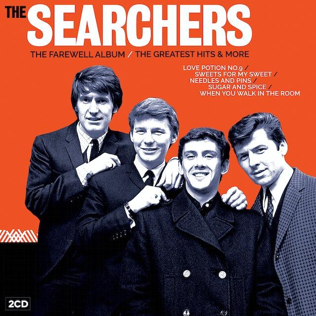 Searchers FAREWELL ALBUM CD