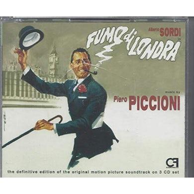 Piero Piccioni FUMO DI LONDRA / Original Soundtrack CD