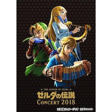 Game Music LEGEND OF ZELDA CONCERT 2018 / Original Soundtrack CD