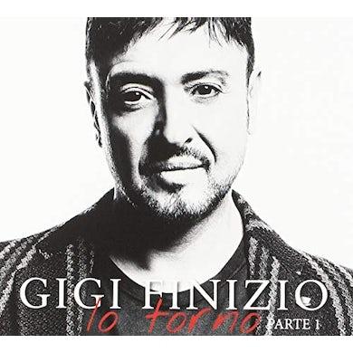 Gigi Finizio IO TORNO CD