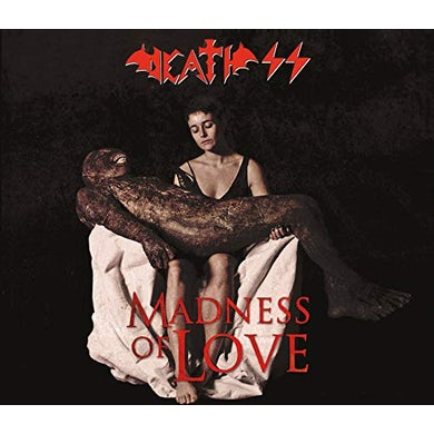 Death Ss MADNESS OF LOVE CD