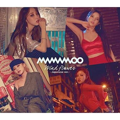 MAMAMOO WIND FLOWER (JAPANESE VERSION C) CD