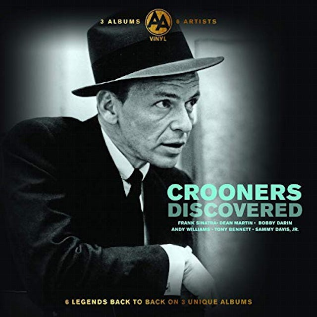 Crooners Discovered / Various Vinyl Record