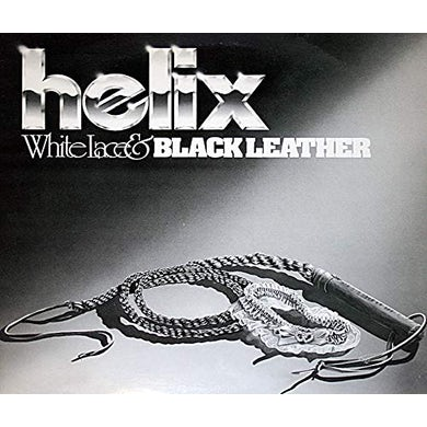 Helix WHITE LACE & BLACK LEATHER CD