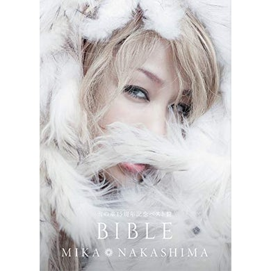 YUKI NO HANA 15TH ANNIVERSARY BIBLE AN BIBLE (A) CD