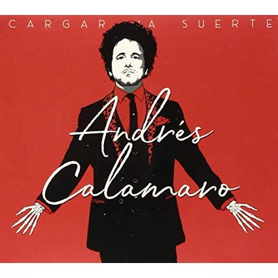 Andres Calamaro CARGAR LA SUERTE CD