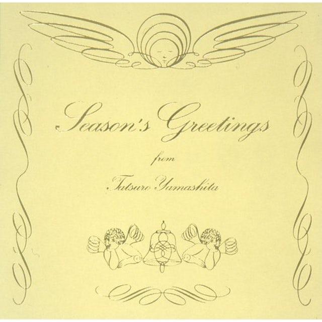 Tatsuro Yamashita SEASON'S GREETINGS (20TH ANNIVERSARY EDITION) CD