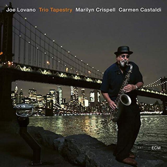 Joe Lovano / Marilyn Crispell / Carmen Castaldi TRIO TAPESTRY CD