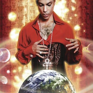 Prince PLANET EARTH CD