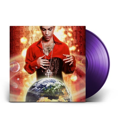 Prince PLANET EARTH Vinyl Record