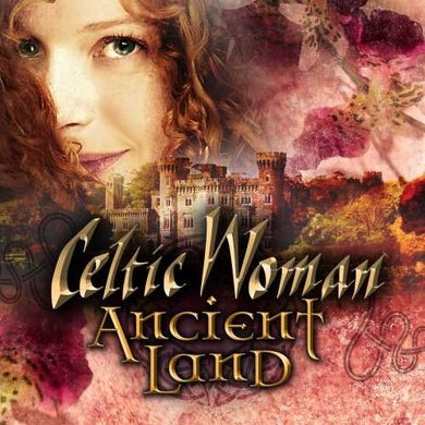 Celtic Woman ANCIENT LAND Blu-ray