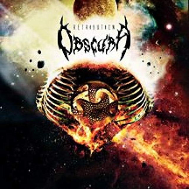 Obscura RETRIBUTION Vinyl Record