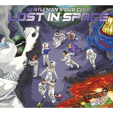 GENTLEMAN'S DUB CLUB LOST IN SPACE CD
